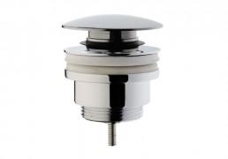 Artema Lavabo Yuvarlak Süzgeci (Universal-Basmalı aç-kapa), Beyaz A4514999 Sifon